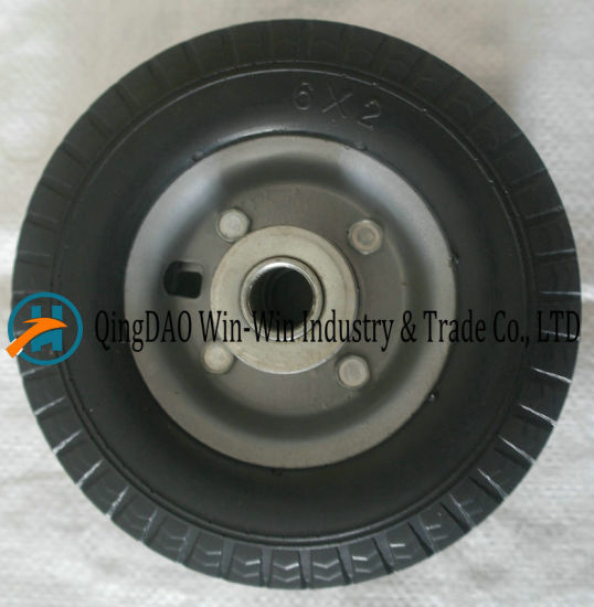 6*2 PU Foam Wheel for Wheelbarrow