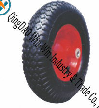 Pneumatic Rubber Wheels for Barrow Wheels